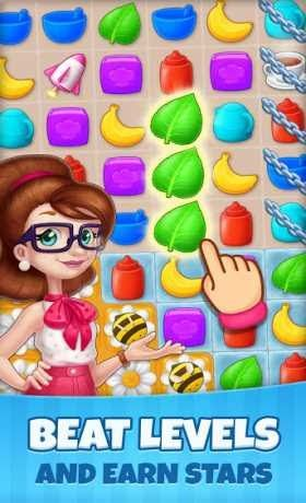 Manor Cafe Is A Puzzle Game For Android Download The Latest