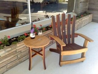 furniture made from wine barrels. adirondack chair n table made out of wine barrel by stanford u0026 sons these items furniture from barrels h