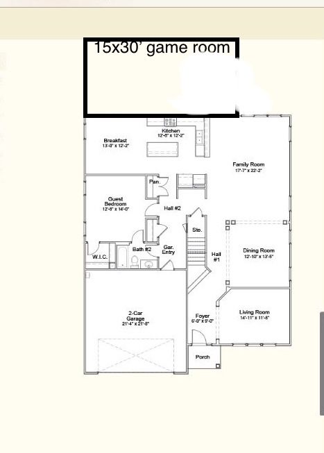 Pin By Martha Miller On Mungo Homes Worthing Family Room Game Room Floor Plans