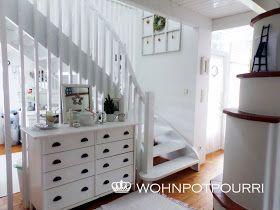 Diy Stiegenaufgang Treppe Weiss Haus Streichen Einrichtung