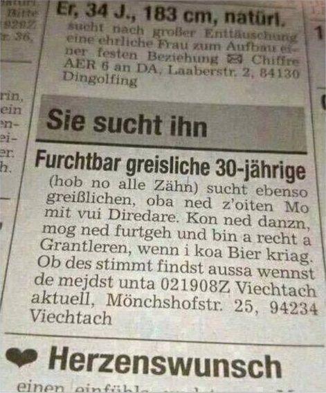 Sie sucht ihn - Bekanntschaften - ibt-pep.de