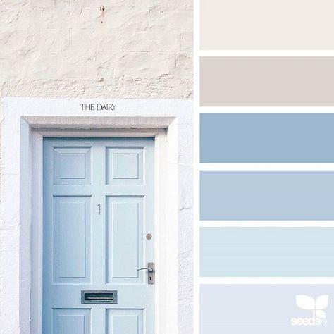 setting tones (design seeds) | Pastel nursery, Pastels and Nursery