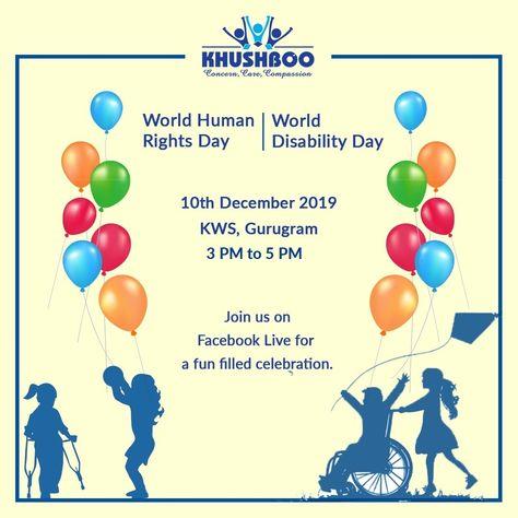 World Disability Week Celebration