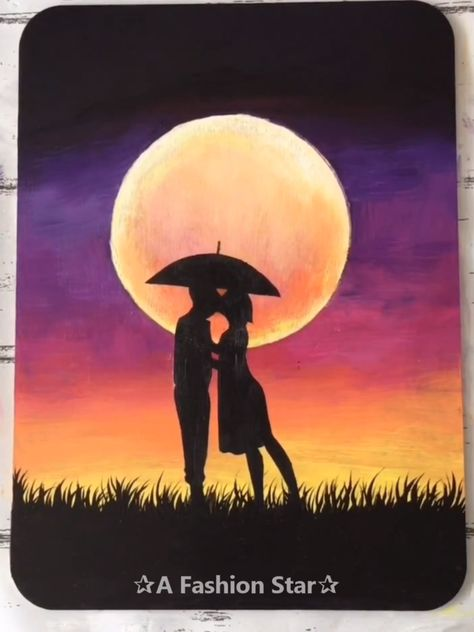 Are you still spending lot of money to buy those artworks for home decor? In fact, you don't have to do that, you can totally make easy painting art by yourself #painting #paint #watercolor #contemporaryart #instaart #sketch #draw #decor #homedecor #interior #decoration #house #interiors #homedesign #instadecor #oilpainting
