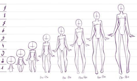 33 Trendy Drawing Body Proportions Anatomy Sketch Drawing Body Proportions Anatomy Sketches Body Proportion Drawing