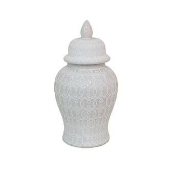 Fairbury Temple Jar Temple Jar Ginger Jars Ceramics