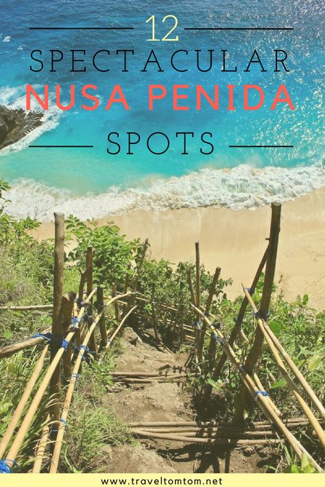 Everything about Nusa Penida island Bali. This is your guide to things to do, places to see, underwater photography, maps, itineraries, accommodation and places like Broken Beach, Manta Point, Crystal Bay and more!
