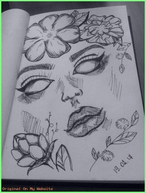 Art Sketches Ideas - 𝘱𝘪𝘯𝘵𝘦𝘳𝘦𝘴𝘵: 𝘴𝘢𝘥𝘵𝘦...