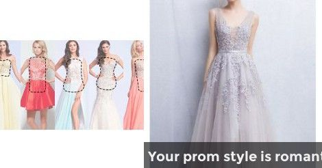 What's Your Prom Dress