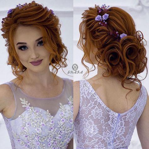 12 8b Begenme 64 Yorum Instagram 39 Da Shafaq Novruzova Shafastudio Quot Daginig Butonla Hair Styles Long Hair Styles Wedding Hairstyles For Long Hair
