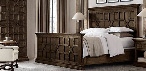 RHu0027s Bedroom Collections:At Restoration Hardware, Youu0027ll Explore An  Exceptional World Of High Quality Unique Bedroom Furniture. Browse Our  Selectiou2026