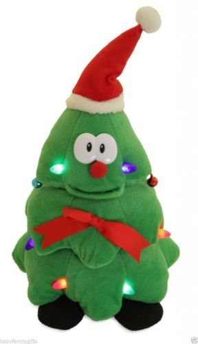 Who Sang Rockin Around The Christmas Tree.Talking Toys 145945 Cuddle Barn H8 Holiday Rockin Robbie