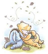 Pooh and Friends Cross Stitch Pattern PDF by lisalskinner on Etsy, $3.00