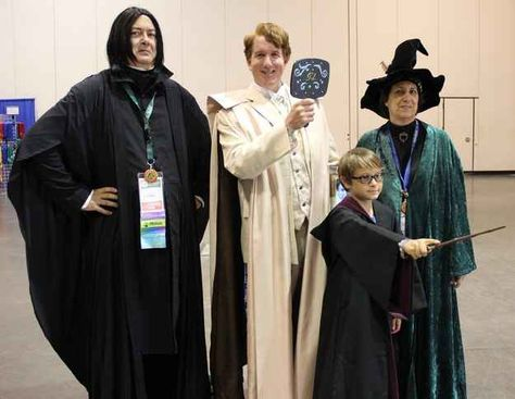 36 Delightfully Geeky Cosplays From LeakyCon