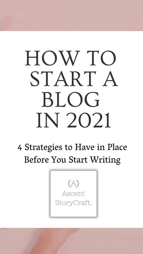 How to start writing a blog in 2021 to grow your business online with content marketing