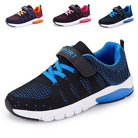 Kids Running Shoes Fashion Sneakers Tennis Sport Athletic for Little Big Boy