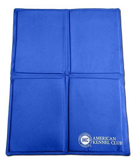 American Kennel Club Blue Cooling Pad Zulily American Kennel