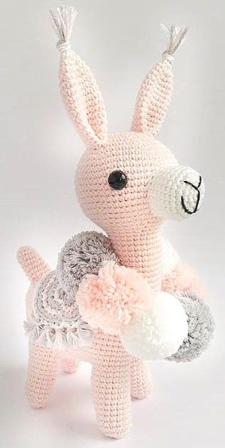 45 DIY Crochet Animal Craft Ideas: Free Amigurumi Patterns | 631x317