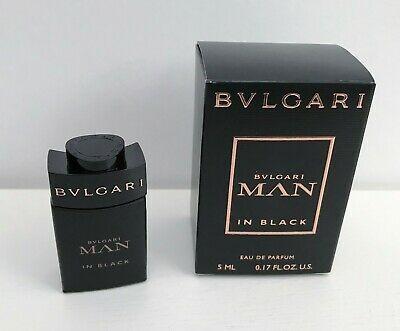 Ad Bvlgari Man In Black Eau De Parfum Mini Perfume For Men 5ml Brand New In Box In 2020 Perfume Men Perfume Eau De Parfum