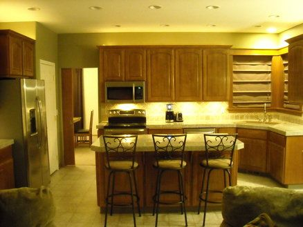 Kitchen Cabinet Tinting Toning With Tinted Lacquer Kitchen