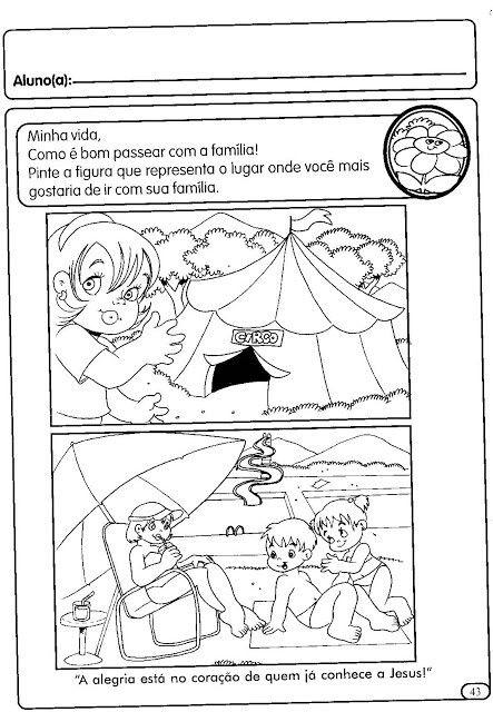 Pin De Luana Alvarenga Em Olga Imprimir Atividades Para Educacao