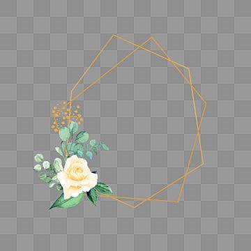 Marco Dorado Con Flor De Acuarela Verde Flor Rustico Png Y Psd Para Descargar Gratis Pngtree En 2021 Patron De Oro Ilustracion De Rosa Ilustraciones De Flores