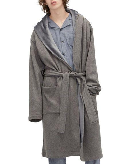 a15e0b3fb43 UGG BRUNSWICK WRAP ROBE. #ugg #cloth   Ugg   Uggs, Robe, Cotton spandex