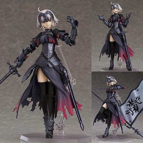 Max Factory Figma Fate Grand Order Avenger Jeanne D/'Arc Alter Action Figure