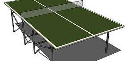 Como Disenar Una Mesa De Ping Pong Con Planos Ehow En Espanol