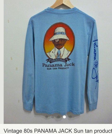 09b15cbc1e0b5 Vintage Panama Jack long Sleeve T-Shirt | Some of my Favorite Things ...