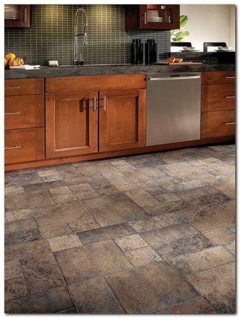 Kitchen Floor Tile Peel And Stick Kitchen Floor Tile How To Clean Kitchen Grout Tile Floor Ki Kitchen Flooring Laminate Flooring In Kitchen Rustic Kitchen