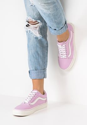 b9bf733f6f9 Vans OLD SKOOL - Trainers - winsome orchid blanc for £50.00 (29 07 16) with  free delivery at Zalando