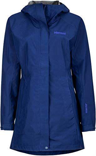 New Marmot Essential Women's Lightweight Waterproof Rain