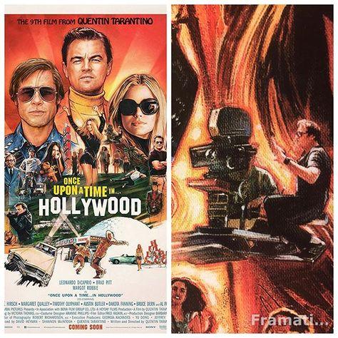 Tarantino e lonanismo di mettere se stesso nelle locandine dei suoi film  #filmgeek #tarantino #quentintarantino #onceuponatimeinhollywood #bradpitt #leonardodicaprio #classiccinema #photooftheday #actors #artist #videos #star #moviescenes #acting #movienight #peliculas #action #entertainment #goodmovie #cinephile #movie  #movies #instamovie #film #hollywood #greatmovies #instacinema #cinemagram