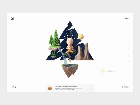 Best Web Design Inspiration—Marketing Websites—#59