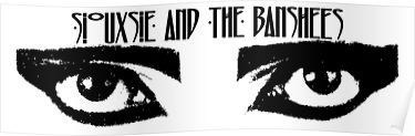 Siouxsie and the Banshees - Eyes of Siouxsie Sioux 3 Poster | Sioux,  Siouxsie & the banshees, Siouxsie sioux