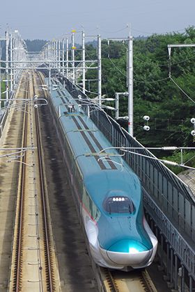 鉄道写真撮影地データベース: 201東北新幹線 アーカイブ