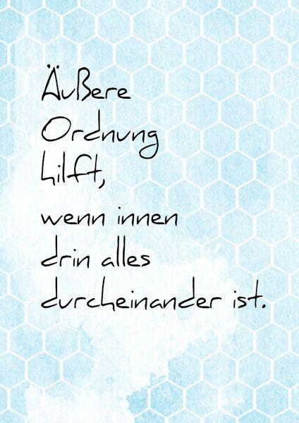 Happy Write Ordnung Im Durcheinander Spruche Zitate Leben Witzige Spruche Spruche Zitate