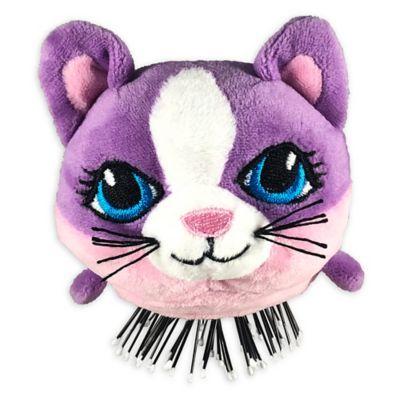 Tangle Pets Cupcake The Cat Detangling Hair Brush Hair