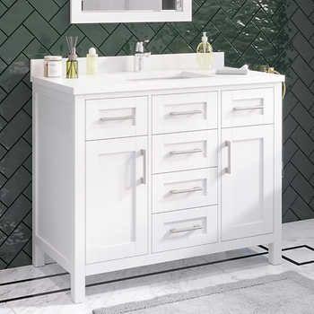 Ove Decors Lakeview 42 Vanity In 2021 Bathrooms Remodel Mold In Bathroom Vanity