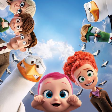 2016 Storks Animated Movie Wallpapers | hdqwalls.com
