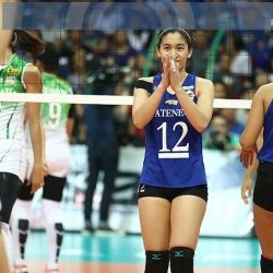 Ateneo De Manila University Setter Jia Morado Holds No Ill Feelings Towards The Coaching Staff Of The National W Women Volleyball Volleyball Tournaments Sports