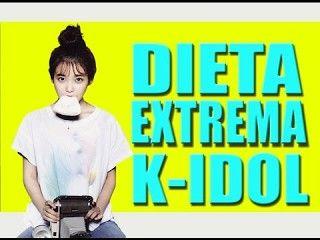 Dieta Dietas Extremas De Idols K Pop Kpop En Espanol Melhor Dieta Dieta Pop Kpop