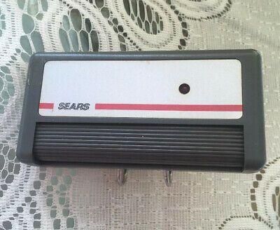 Vtg Sears Craftsman Garage Door Opener Button Remote Control Model 57h6417 Ebay In 2020 Craftsman Garage Door Smart Garage Door Opener Craftsman Garage Door Opener