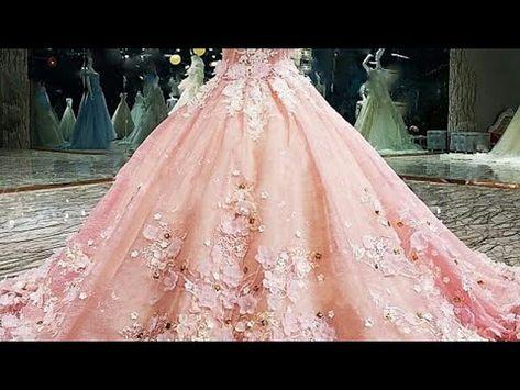 فساتين خطوبه 2020 رووووعه Youtube Ball Gowns Gowns Formal Dresses