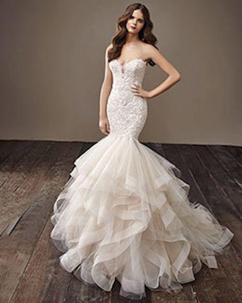 Lazaro Brautkleider   Brautkleider   Pinterest   Wedding dress ...