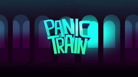 Panic Train The Game - Teaser