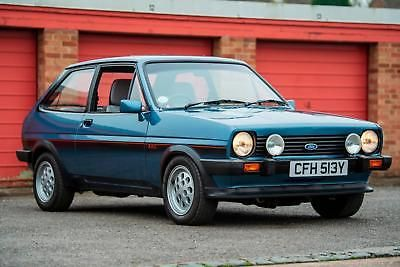 Ebay Ford Fiesta Xr2 Mk1 Restored 1980s Cars Ford Fiesta
