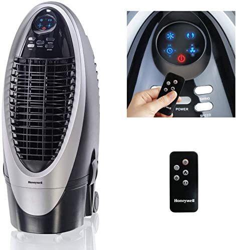 Buy Honeywell 300 412CFM Portable Evaporative Cooler, Fan