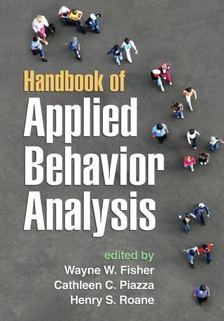 Read Pdf Handbook Of Applied Behavior Analysis By Wayne W Fisher
